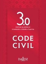 CODE CIVIL EDITION 3.0